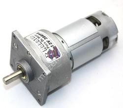 - Pars 12V 30 Rpm Redüktörlü Dc Motor