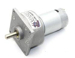 - Pars 12V 385 Rpm Redüktörlü Dc Motor