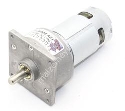 - Pars 12V 90 Rpm Redüktörlü Dc Motor