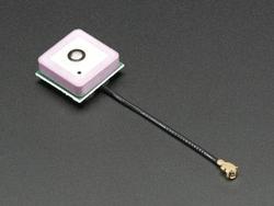 - Pasif GPS Anten - uFL - 15x15mm 1dBi Kazanç