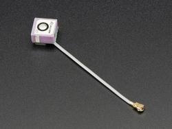 - Pasif GPS Anten - uFL - 9x9mm -2dBi Kazanç