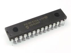 - PIC16F876A I/SP SPDIP-28 8-Bit 20 MHz Mikrodenetleyici