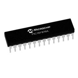 - PIC16F876A I/SP DIP-28 8-Bit 20 MHz Mikrodenetleyici