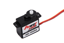 - PowerHD Mikro Analog Servo Motor - HD-1800A