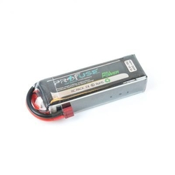 - ProFuse 18,5V Lipo Batarya 4000mAh 25C