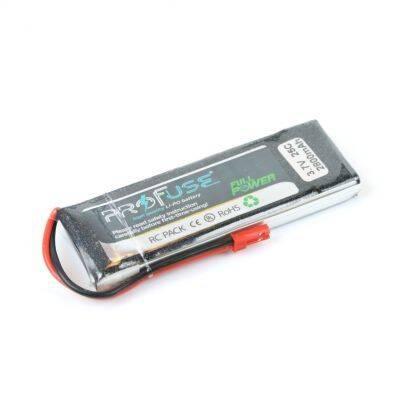 ProFuse 3,7V Lipo Batarya 2800mAh 25C