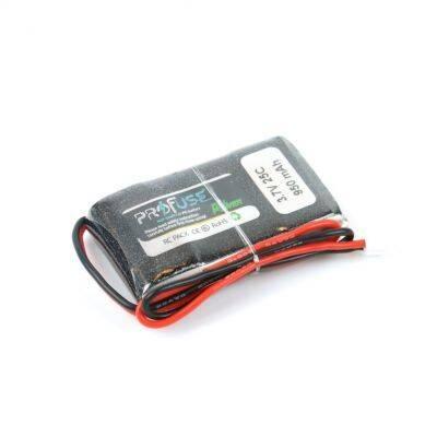 ProFuse 3,7V Lipo Batarya 950mAh 25C - Mbot Pili