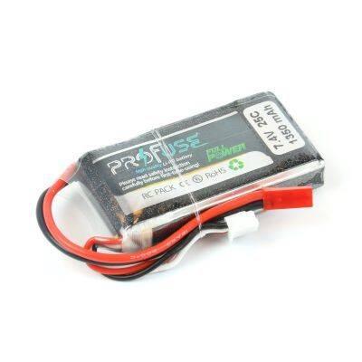 ProFuse 7.4V Lipo Batarya 1350mAh 25C