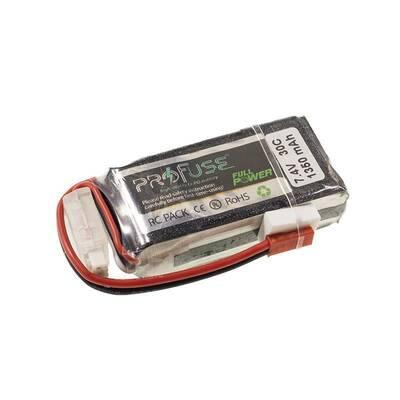 ProFuse 7.4V Lipo Batarya 1350mAh 30C