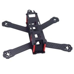 - QAV210 Mini Quadcopter Drone Racing Crossing Carbon Frame Kit Drone Gövdesi