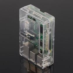 Raspberry Pi 2/B+ - Şeffaf Kutu - Thumbnail