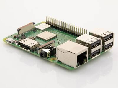 Raspberry Pi 3 Model B+ (Yeni Versiyon)