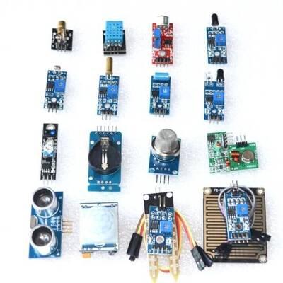 Raspberry Pi 3 Sensör Paketi