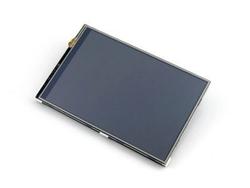 Raspberry Pi Dokunmatik IPS LCD Ekran 4'' - Thumbnail