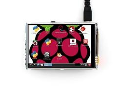 - Raspberry Pi Dokunmatik LCD Ekran 3,5′′