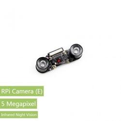 - Raspberry Pi Kamera + Kızılötesi LED Modülü (E)