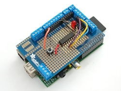 Raspberry Pi Proto Shield | Raspberry Pi Prototype - Thumbnail