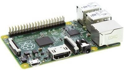 Raspberry Pi Type B Plus + 512 MB (Yeni Versiyon!)
