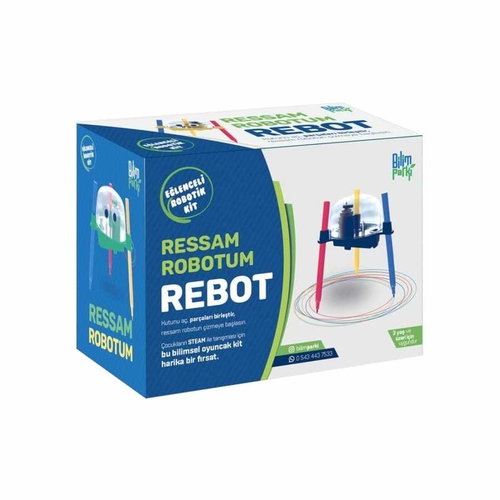 Re-Bot Ressam Robot Kiti