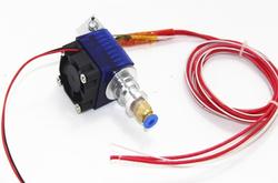 - RepRap J-Head Hotend Nozzle 1.75/0.4 mm - Fan Bağlantılı