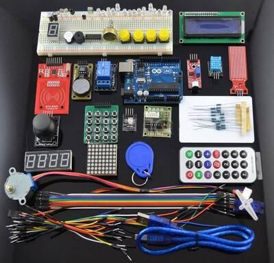 RFID Arduino Uno Seti
