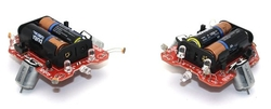 RoBİBİ Işık İzleyen Robot Kiti (Demonte Montajsız) - Thumbnail