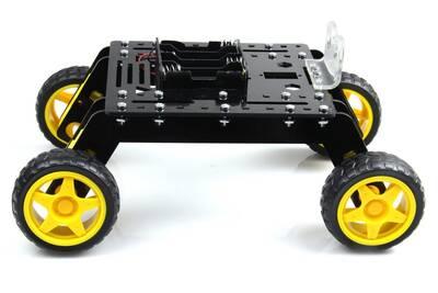 Rover 4x4 Arazi Gövde Seti