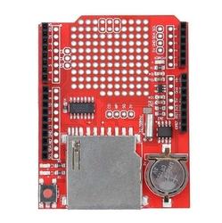 - RTC + SD Kart Data Logger Shield