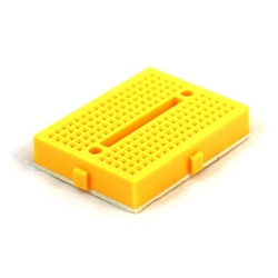 Sarı Mini Breadboard - Thumbnail