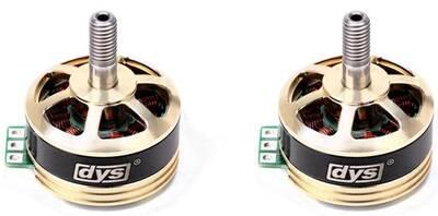 SE2205 PRO - 2300KV FPV Fırçasız Motor (1xCW - 1xCCW)