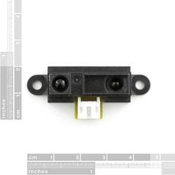 - Sharp GP2Y0A41SK 4-30cm Sensör