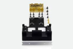 - Shogun Mini Sumo Robot Gövdesi