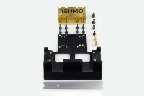 Shogun Mini Sumo Robot Gövdesi