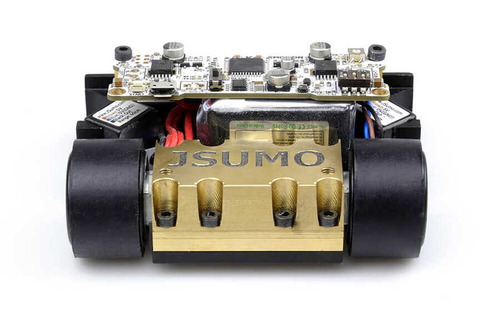 Shogun Mini Sumo Robot Kiti - Demonte