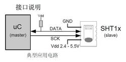 SHT10 Nem ve Sıcaklık Sensörü - Thumbnail