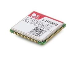 - SIM808 GSM/GPRS + GPS Modülü