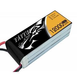 - Tattu 12000mAh 22.2V 15/30C 6S LiPo Batarya | Lipo Pil