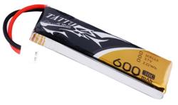 - Tattu 600mAh 3.7V 30C LiPo Batarya
