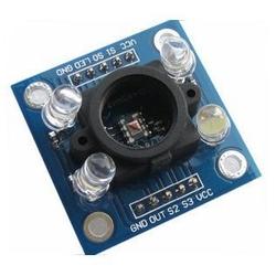 - TCS3200 Renk Sensörü Kartı - Sensör Yuvalı