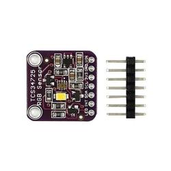 - TCS34725 RGB Renk Sensörü