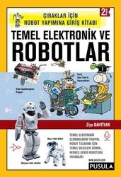 - Temel Elektronik ve Robotlar // Çıraklar için Robot Yapımına Giriş Kitabı