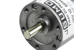 Titan 12V 10 Rpm Redüktörlü Dc Motor - Thumbnail