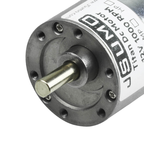 Titan 12V 1000 Rpm Redüktörlü Dc Motor