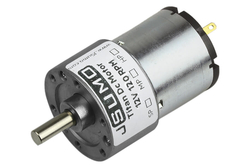 - Titan 12V 120 Rpm Redüktörlü Dc Motor
