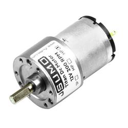 - Titan 12V 200 Rpm Redüktörlü Dc Motor