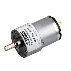 - Titan 12V 500 Rpm Redüktörlü Dc Motor | Sumo Robot Motoru