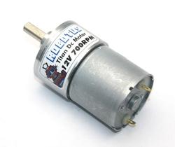 - Titan 12V 700 Rpm Redüktörlü Dc Motor