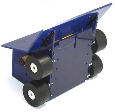 Titan Sumo Robot Kiti ( Mekanik Set ) + Sensörler