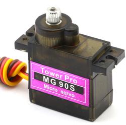 - TowerPro MG90S Metal Dişli Servo Motor