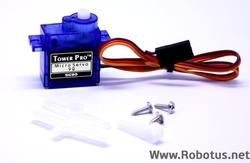 - TowerPro SG90 Mikro Servo Motor
